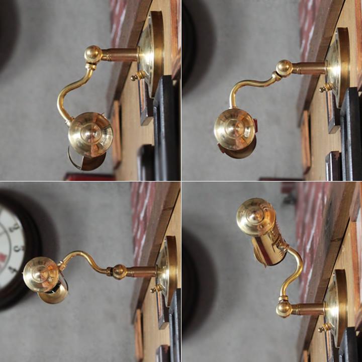 角度調整機能付きのピクチャーライト(可動アーム)|壁掛け照明・ブラケットライト