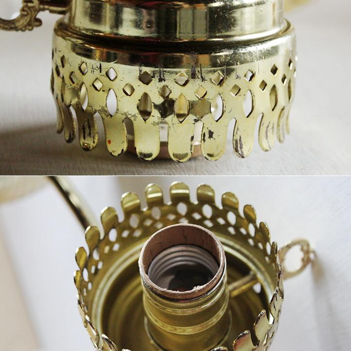 ヴィンテージや古めかしい味わいはそのままに安全で清潔に使用できるヴィンテージ照明へ