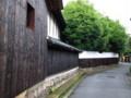 [建物]大阪府文化財指定の「渡辺邸」