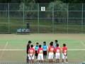 2011年10月22日-びんご運動公園でYoshiの公式戦初試合でした