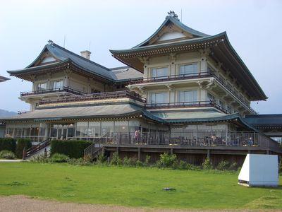 びわ湖大津館(旧琵琶湖ホテル本館)