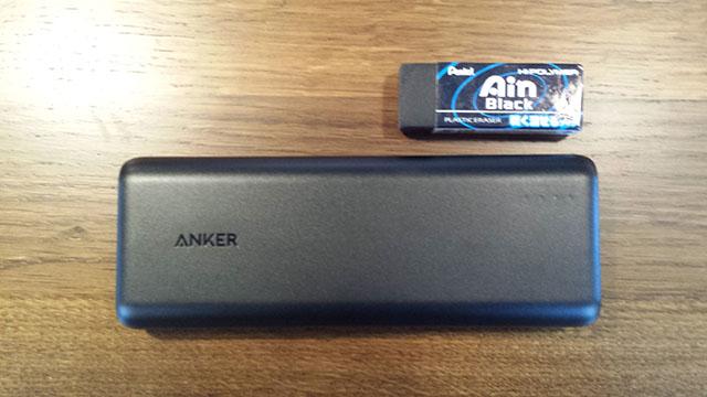 Ankerモバイルバッテリー