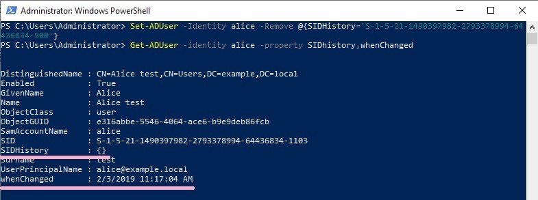 Active Directory and When-Changed (2) - @port139 Blog