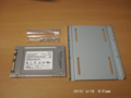 SSD購入 (CFD CSSD-S6T128NHG6Q)、P5BのWin10マシン化準備