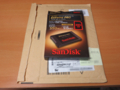 SSD購入 (SanDisk Extreme PRO 480GB)、P7P55D-EのWin10マシン化準備