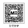 MiiのQRコード [ぜひダウンロードしてね。]