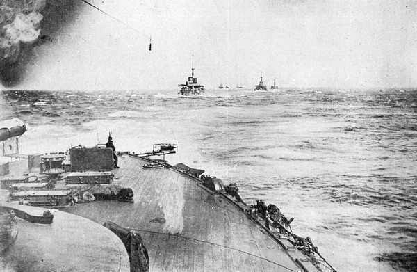 Japanese_Fleet_Proceeding_Toward_The_Baltic_Fleet