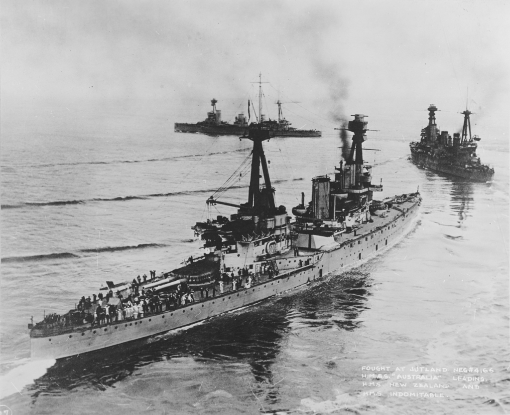 British_Battlecruisers_that_Fought_at_Jutland_-_19-N-4166