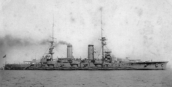 Japanese_battleship_Satsuma