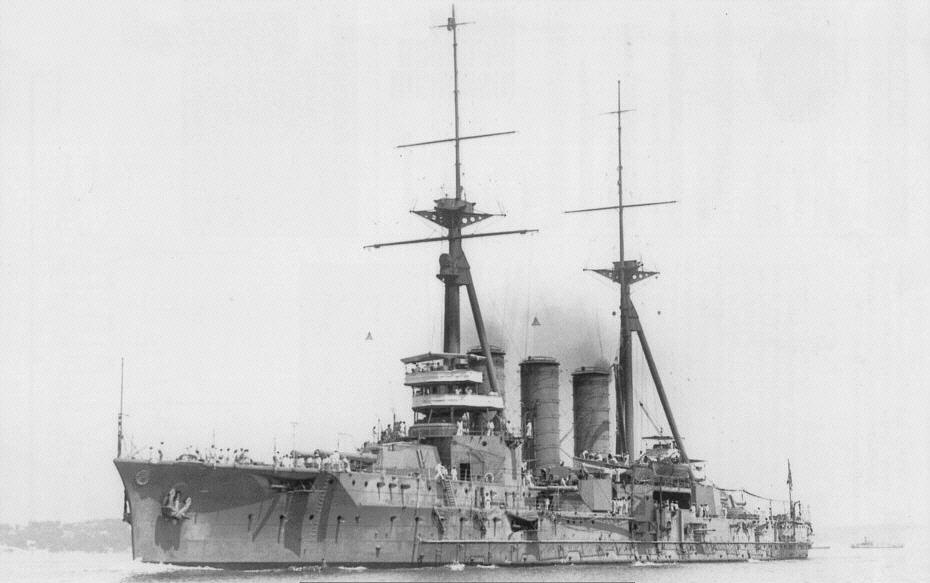 Japanese_cruiser_Kurama_2