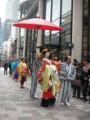 大江戸時代絵巻パレード