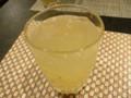 送的蘋果汁