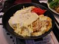 土方のクリーミーカツ丼