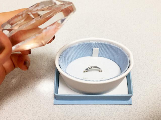 4℃の指輪ケース