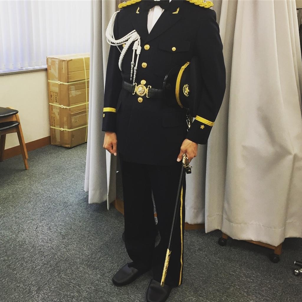 【結婚式準備:衣裳編】儀礼服(自衛官)のサイズ合わせに行ってきました