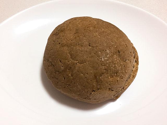 ほうじ茶香る栗のメロンパン