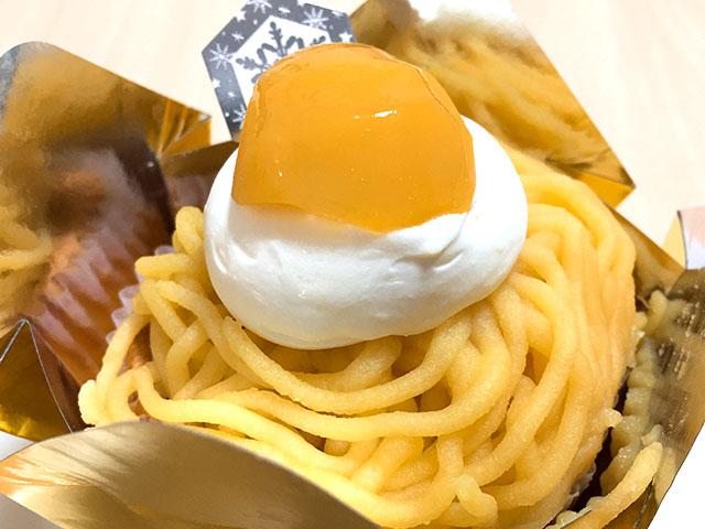 銀座コージーコーナー「モンブラン」