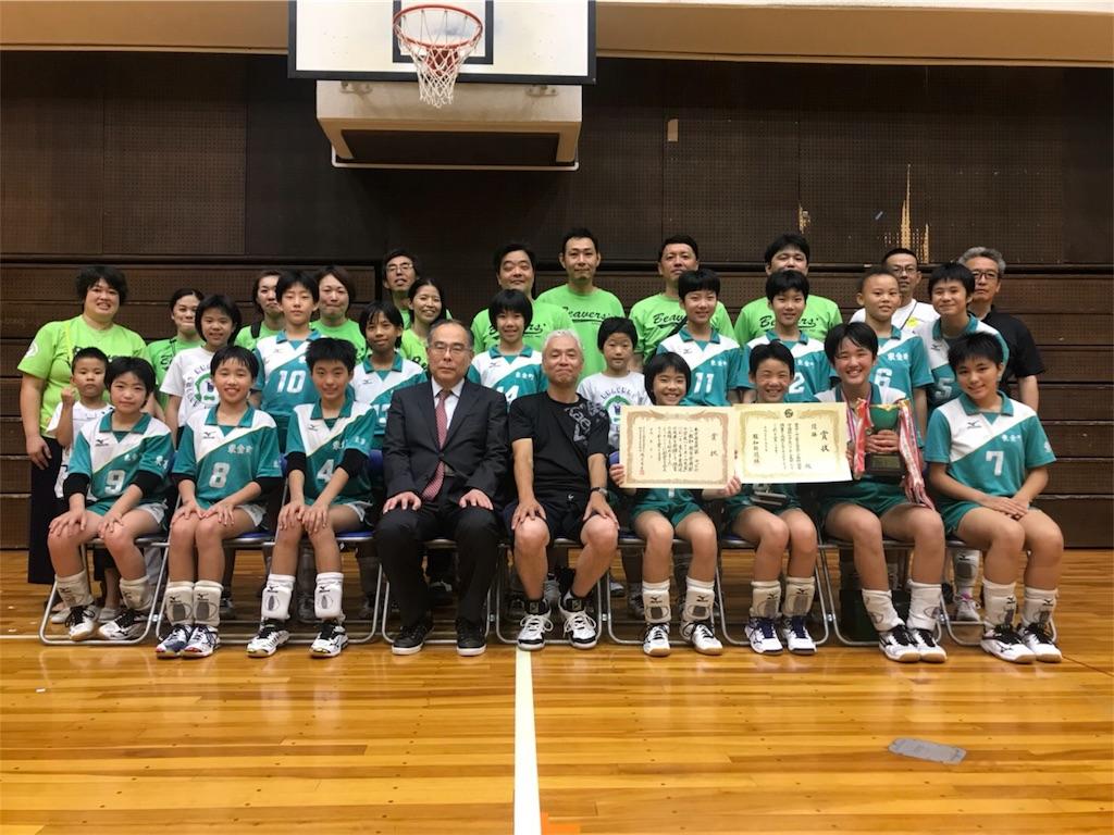 f:id:higashikanamachi_beavers:20180902023549j:image