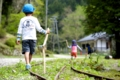 京都新聞写真コンテスト 「さあ、行こう!」