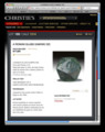 [ダイス][オークション][アンティーク][ローマ][ガラス] 古代ローマの20面ダイス Christie's社のサイト