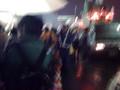 [東京][調布][多摩川][調布市花火大会][交通整理] 2008年 調布市花火大会 交通整理する警察官