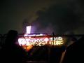 [東京][調布][多摩川][調布市花火大会][東京オリンピック] 2008年 調布市花火大会 ハナビリュージョン 東京オリンピックを招致し