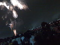 [東京][調布][多摩川][調布市花火大会] 2008年 調布市花火大会 すごい人の数