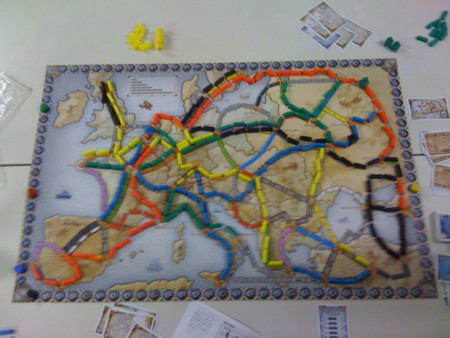 Ticket to Ride EUROPE/乗車券 ヨーロッパ