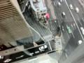 [東京][銀座][三越][建築]銀座三越新館12階より足元を望む
