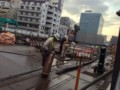 [調布][調布駅][京王線][駅]調布駅解体進む