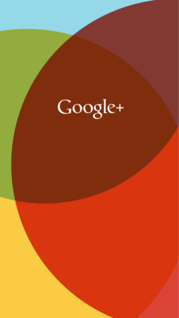 Google+ on iPhone