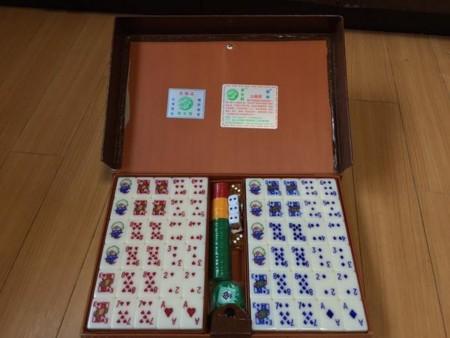 トランプ牌と天九牌