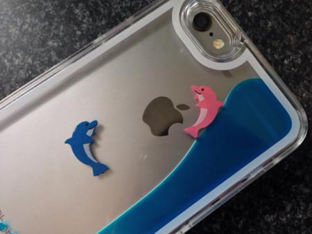 [iPhone][ケース][イルカ][土産]日本の非特産品的お土産iPhoneケース