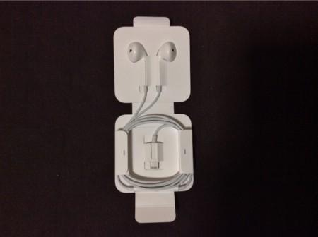 iPhone 7 開封の儀 写真