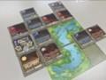 [ボードゲーム] ふたつの街の物語/Between Two Cities