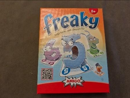 フリキー/freaky