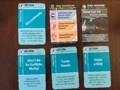 [ボードゲーム] バック・トゥ・ザ・フューチャー カードゲーム