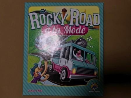 ロッキー・ロード・ア・ラ・モード/Rocky Road a la Mode