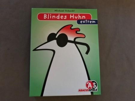 にわとりも歩けば/Blindes Huhn extrem