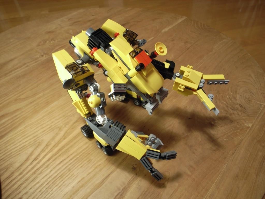 怪重機01