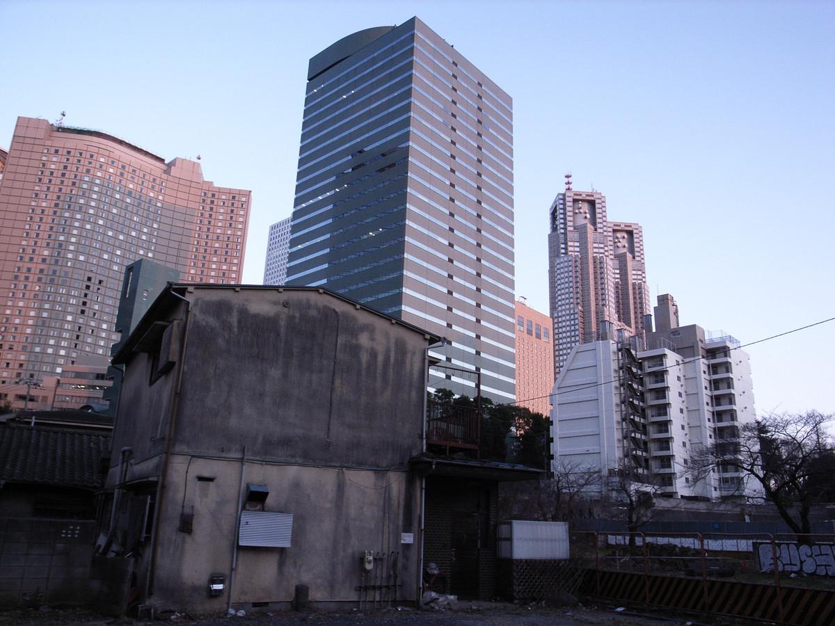淀橋町2007「フラットライン」04