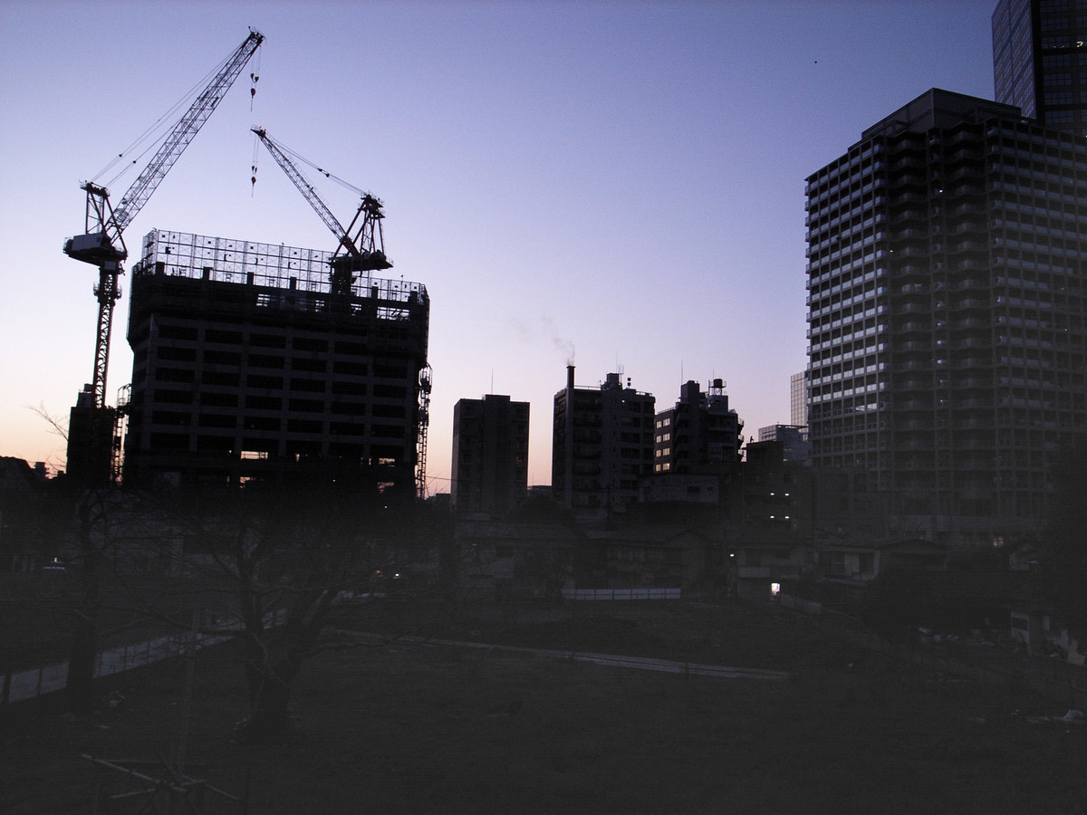 淀橋町2007「フラットライン」07