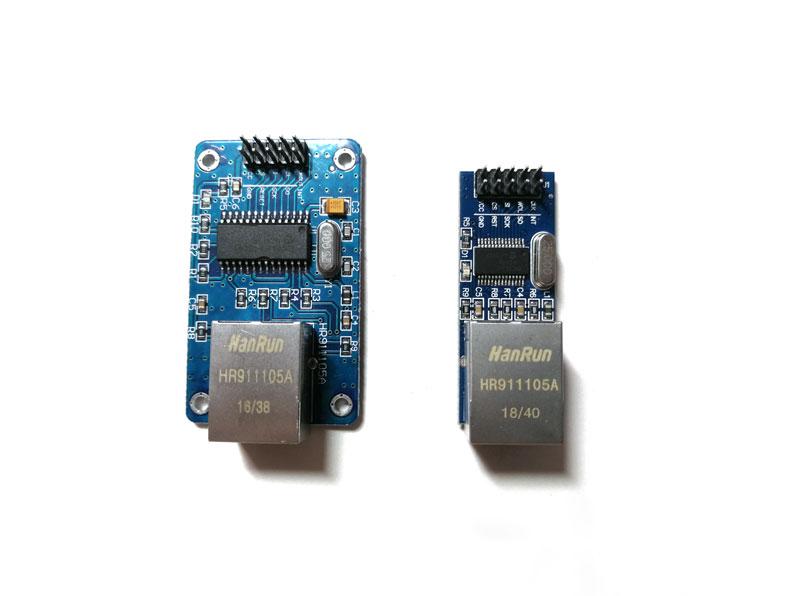 ENC28J60を使ってESP32でEthernet UDP通信する - Re: note