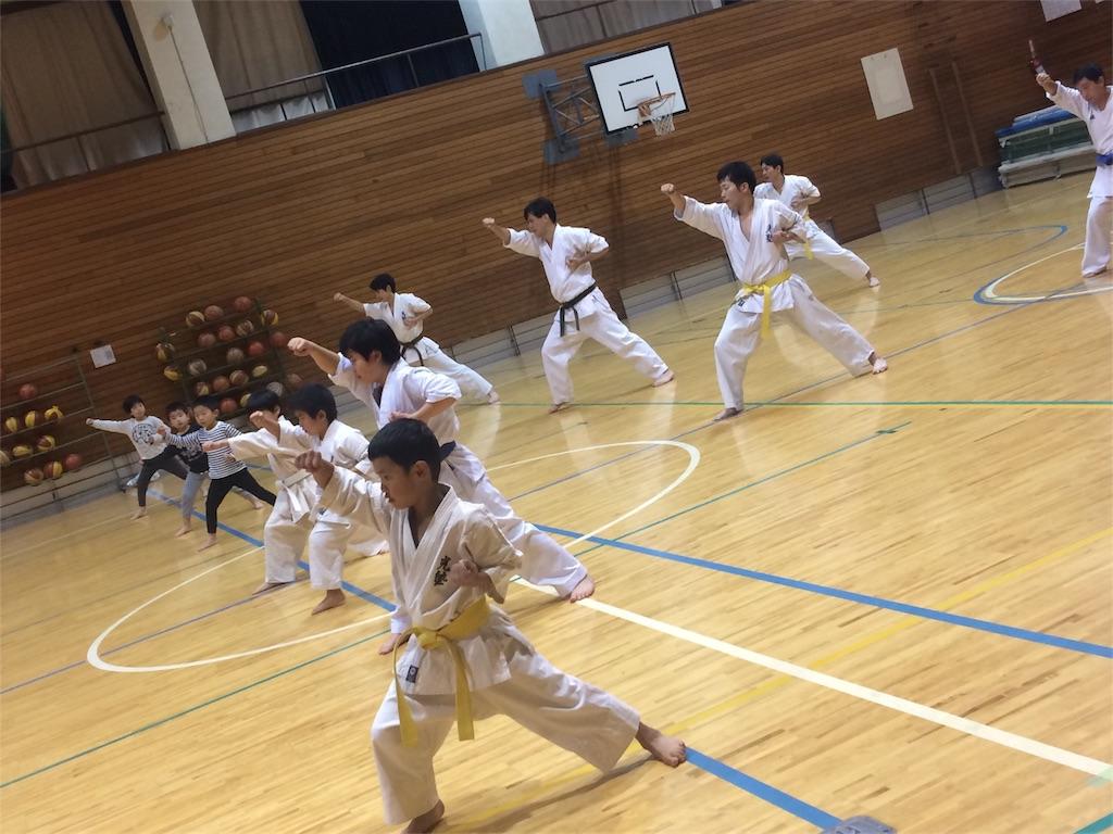 f:id:hikarijyuku-karate:20161127085621j:image