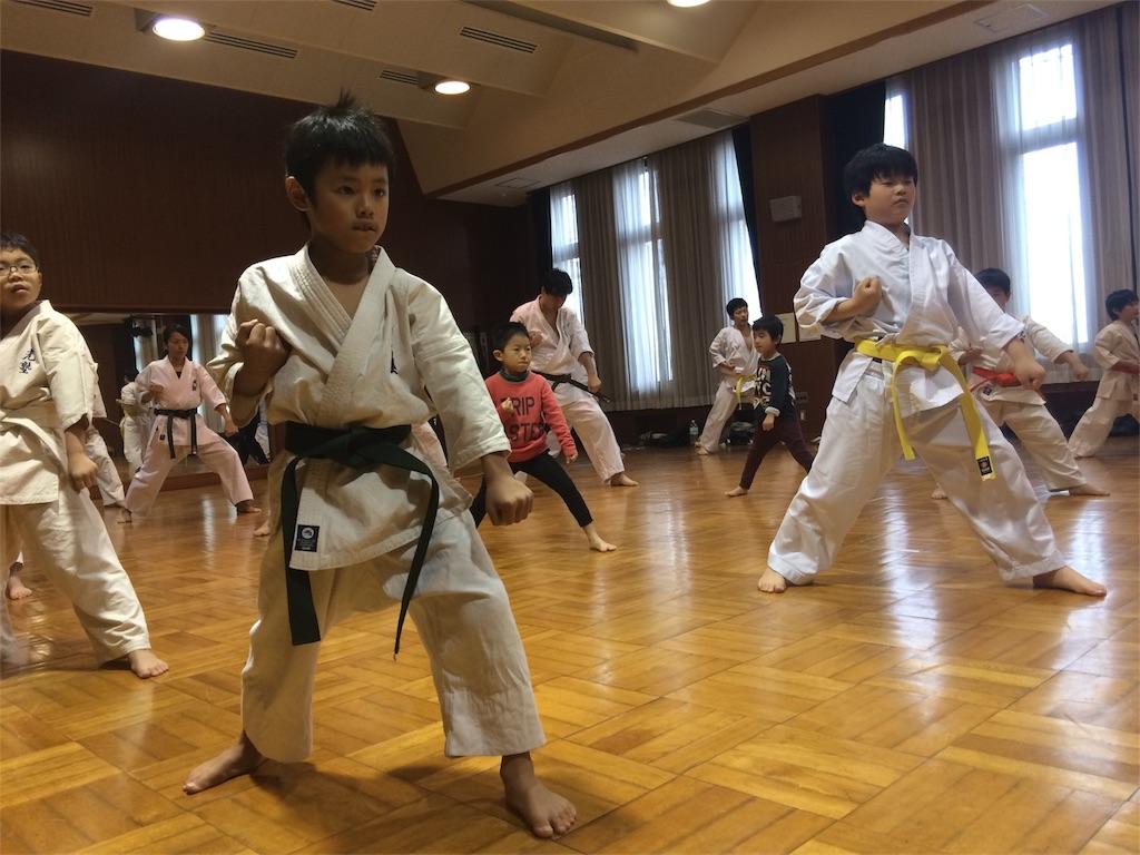 f:id:hikarijyuku-karate:20170117065104j:image