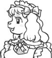 [萌え?][美少女][イラスト]はてなハイカーさん、犬っ娘のイラスト欲しい!
