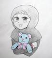 [イスラム教徒][女の子][民族衣装]マリヤちゃん 01 (Marya)