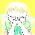 [ありがとう!][天使][イラスト][ブロくるで描いた。]angel 01 ~ ありがとう! みんな