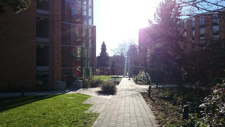 UBC Totem Park House