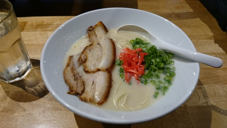 The Ramen Butcherラーメン写真